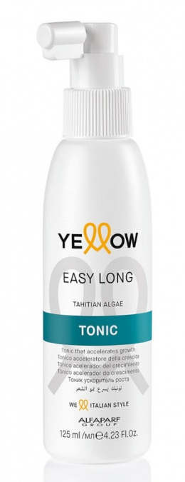 ALFAPARF Yellow Easy Long tonik na porost włosów 125ml