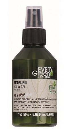 EVERY GREEN MODELING GEL SPRAY ŻEL W SPRAYU - 150ml