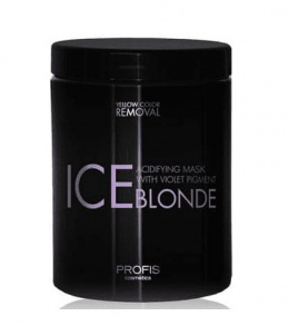 PROFIS ICE BLONDE MASKA WŁOSY BLOND 1000ml