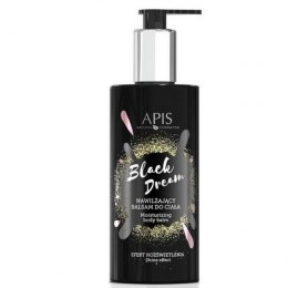 APIS Black Dream Balsam Drobinki Złota do Ciała 300 ml
